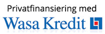 Privatfinansiering med Wasa Kredit