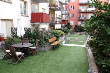 Konstgräs bostadsrättsförening