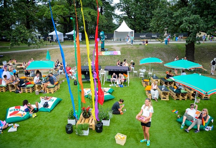 7-Eleven på Stockholm Pride 2014 (Aktiva Event)