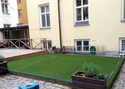 Förskola på Idungatan i Stockholm