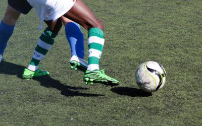 Konstgräs för fotboll utan miljöfarliga mikroplaster