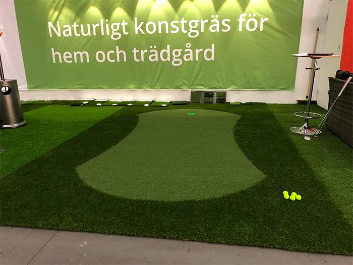 Konstgräs Nordiska Trädgårdar 2018