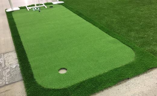 Portabel puttinggreen
